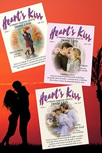 Heart's Kiss: A Romance Magazine – Omnibus Edition (Issues 1,2,3): Featuring Mary Jo Putney, Deb Stover, M.L. Buchman, Laura Resnick, Kristine Grayson and many more (Heart's Kiss Onminbus)