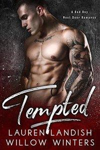 Tempted (Bad Boys Next Door Book 2)