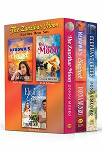The Zanzibar Moon Series (Box Set): Two Full Novels and One Extract