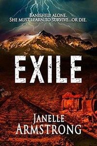 Exile (The Barren Plains Series Book 1) - Published on Nov, 2016