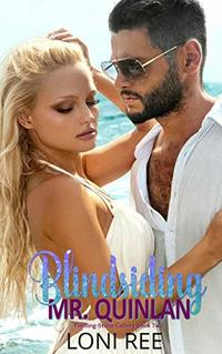 Blindsiding Mr. Quinlan: Fielding-Stone Gallery Book Two