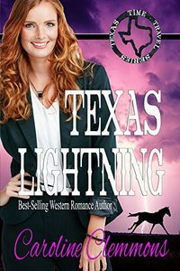 Texas Lightning (Texas Time Travel Book 1)