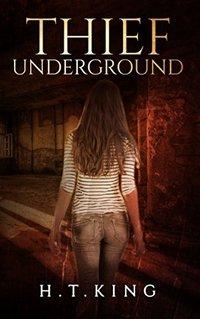 Thief Underground (The Victoria Institute Book 2)