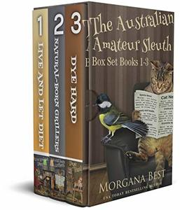 Australian Amateur Sleuth: Box Set: Books 1-3: Cozy Mystery Series - Published on Apr, 2017