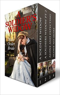 A Soldier's Widow: The Collection: A Four Book Collection From the