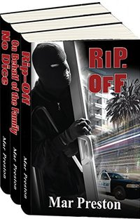 Detective Dave Mason mystery series: 3-Book Bundle: No Dice, Rip-Off, and On Behalf of the Family (Detective Dave Mason of the Santa Monica Police Department mystery series)