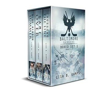 The Baltimore Banners: First Period Trilogy: The Baltimore Banners Boxed Set 1