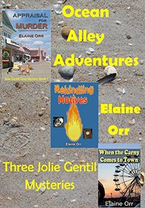 Ocean Alley Adventures : Boxed Set: Books 1 - 3 (Jolie Gentil Cozy Mystery Series Book 0)