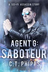 Agent G: Saboteur - Published on Jan, 2019