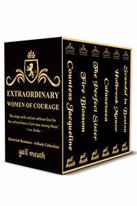 EXTRAORDINARY WOMEN OF COURAGE - BOX SET (6) - Published on Aug, 2020
