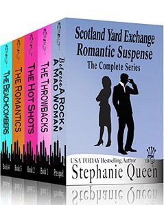 Scotland Yard Exchange Romantic Suspense: The Complete 5 Book Series