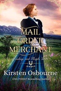 Mail Order Merchant: Brides of Beckham (Cowboys and Angels Book 5) - Published on Nov, 2017