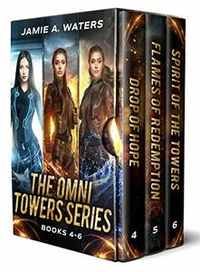 The Omni Towers Boxed Set (Books 4-6): A Dystopian Fantasy Series