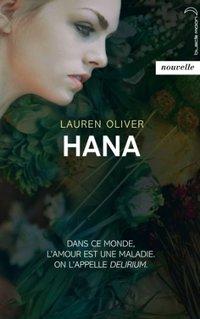 Delirium - Hana (Black Moon nouvelles) (French Edition)