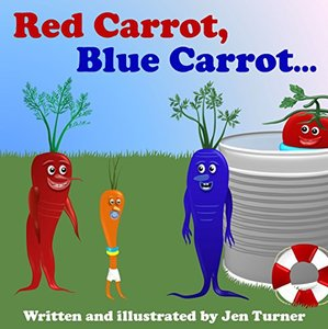 Red Carrot, Blue Carrot