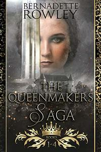 The Queenmakers Saga Box Set (Books 1-4): Epic Fantasy Romance Series