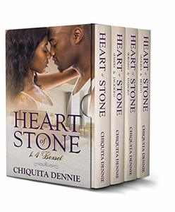 Heart of Stone Boxset 1-4 (Heart of Stone Series) - Published on Dec, 2019