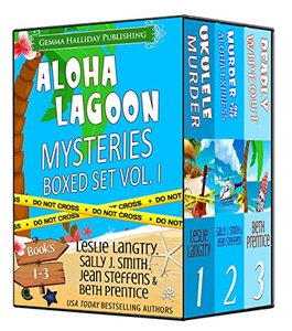 Aloha Lagoon Mysteries Boxed Set Vol. I (Books 1-3)