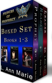 Princes of Prophecy Books 1-3: Boxed Set 1
