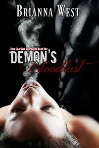 Demon's Bloodlust (New Guardian Generation Book 1)