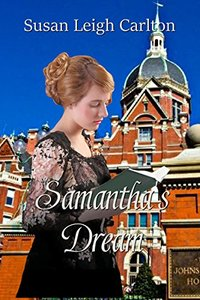 Samantha's Dream (Widow Mail Order Brides Book 6)