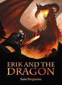 Erik and the Dragon (The Dragon's Champion Book 4)