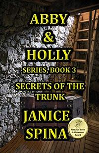 Abby and Holly Series, Book 3: Secrets of the Trunk (Abby and  Holly) - Published on Aug, 2019