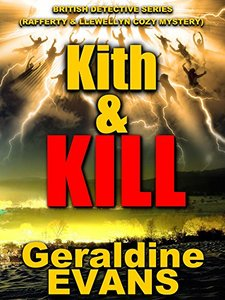 Kith and Kill (Rafferty & Llewellyn Book 15)