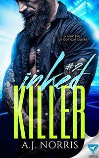 Inked Killer (A Tattoo Crimes Novel Book 2)