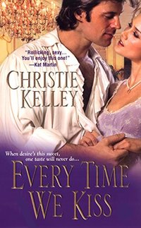 Every Time We Kiss (The Spinster Club Book 2)
