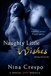 Naughty Little Wishes (A Birthday Dare Novella Book 2)