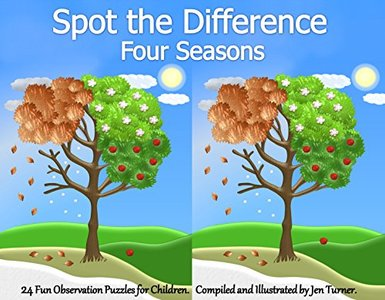 Spot The Difference - Four Seasons