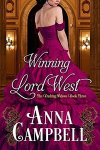 Winning Lord West (Dashing Widows)