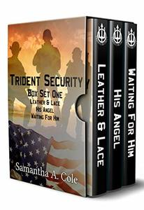 Trident Security Series - Box Set One: Leather & Lace; His Angel; Waiting For Him