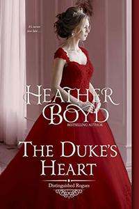 The Duke's Heart (Distinguished Rogues Book 11) - Published on Oct, 2019