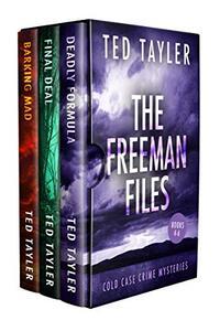 The Freeman Files Series: Books 4 - 6 (The Freeman Files Box Set) - Published on Dec, 2020