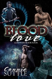 Blood Love (God Wars Book 4) - Published on Sep, 2013