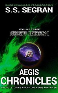 AEGIS CHRONICLES: VOL. 3: Kenzo Igarashi