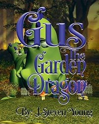 Gus the Garden Dragon