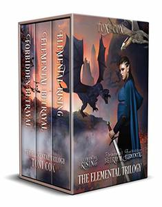 The Elemental Trilogy Box Set: Elemental Rising, Elemental Betrayal, Forbidden Elemental - Published on Nov, 2018