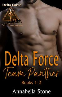 Delta Force - Team Panther:  Books 1 - 3