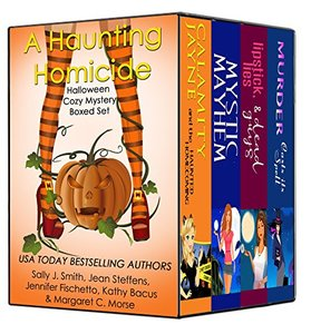 A Haunting Homicide: Halloween Cozy Mystery Boxed Set - Published on Sep, 2017