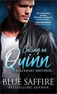 Calling on Quinn (The Blackhart Brothers Book 1)