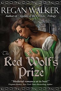 The Red Wolf's Prize (Medieval Warriors Book 1) - Published on Oct, 2014
