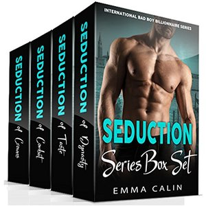 Seduction Series Box Set 1: Hot cops. Hot crime. Hot romance.