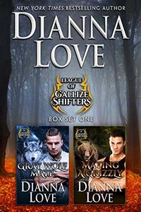 League Of Gallize Shifters box set: Books 1 & 2