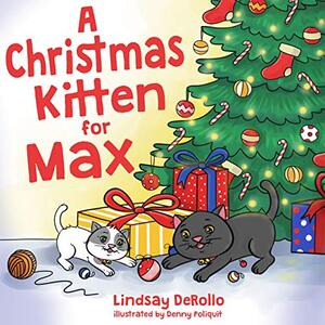 A Christmas Kitten for Max