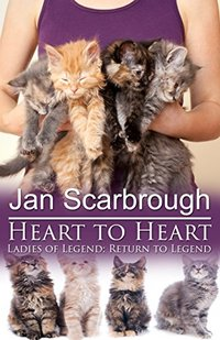 Heart To Heart: Return to Legend (The Winchesters of Legend, TN Book 4) - Published on Dec, 2015