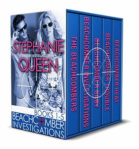 Beachcomber Investigations: Books 1-5: a Romantic Detective Series