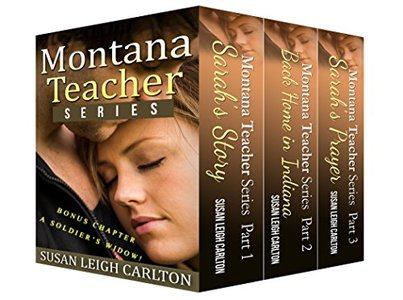 The Montana Teacher Collection: A Three Story Christian Anthology (Montana Teacher Story Anthology Book 1)